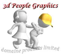 3d People Graphics